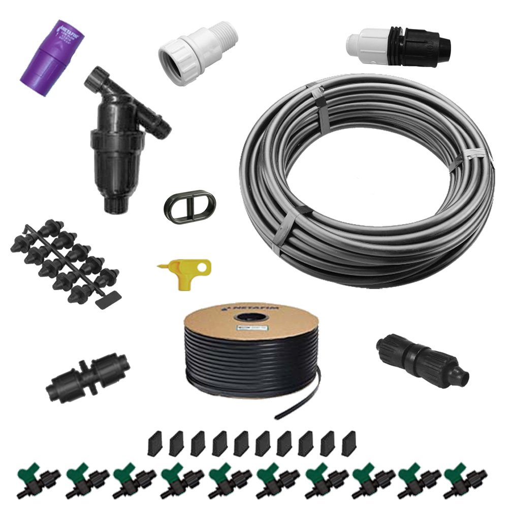 amazon com irrigation mart drip tape garden kit gk1000 rv hose