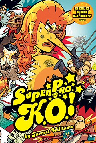 Super Pro K.O. Vol. 3: Gold for Glory