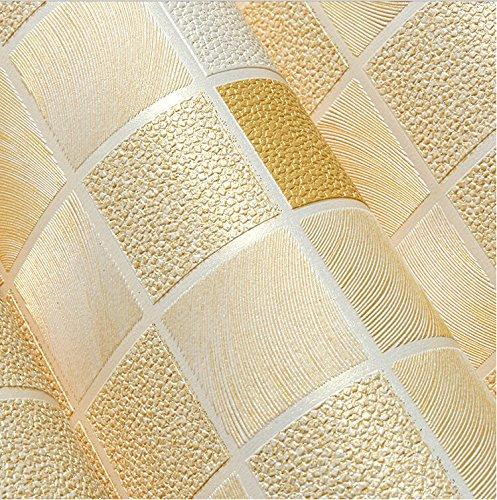 Mosaik Design Wasserdicht PVC-Badezimmer Tapeten tief geprägt PVC ...