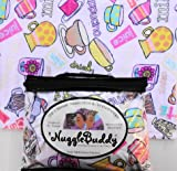 'NUGGLEBUDDY Moist Heat & Aromatherapy Organic Rice Pack for Microwave. VANILLA HAZELNUT Scent! Say ''Hello'' to your NEW Best Friend!