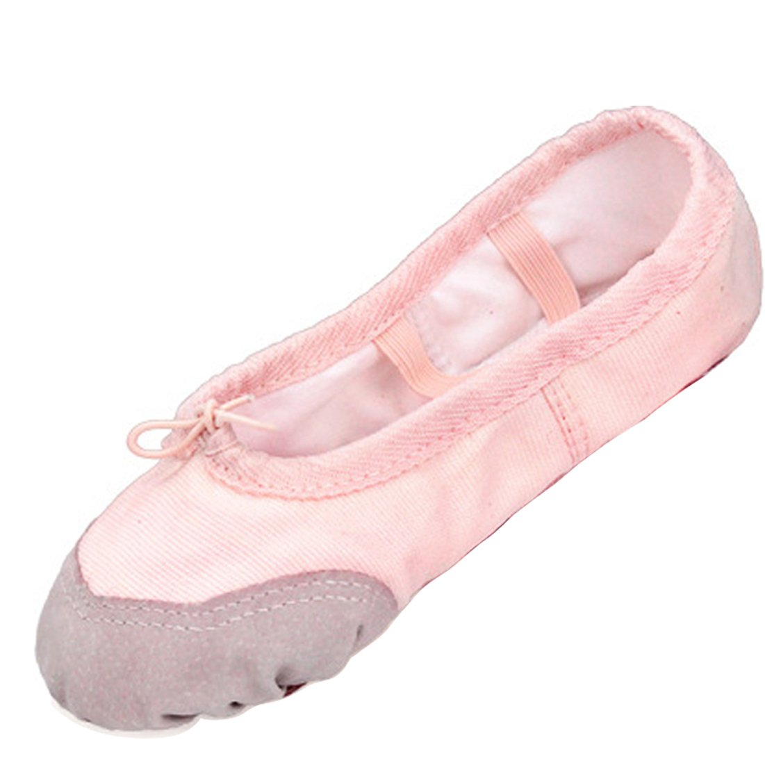Gaorui Kids Girls Ballet Dance Shoes Pointe Slippers Gymnastics Dancewear Sneakers New