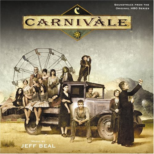 Price comparison product image Carnivale (Soundtrack From the Original HBO Series)