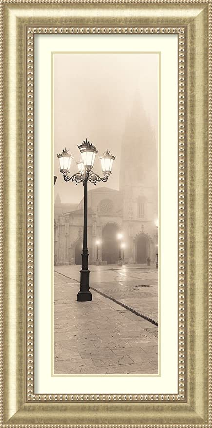 Amazon.com: Framed Art Print Plaza de Espana, Oviedo by ...
