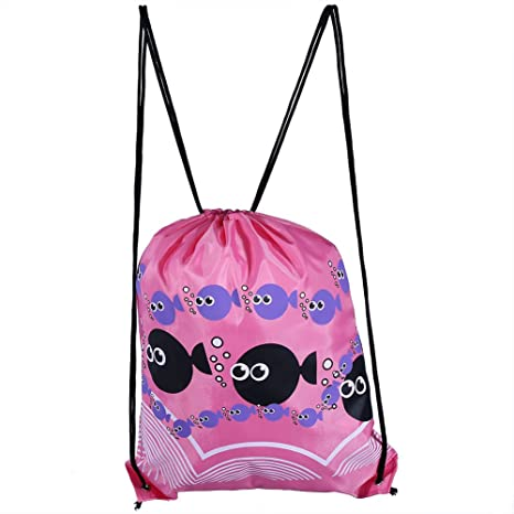 9ba1738e3c Shoulder Drawstring Bag Portable Gym Sack Pack
