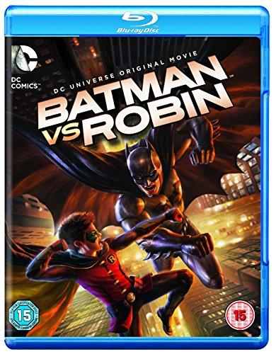 Batman Vs Robin [Blu-ray] image