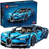 LEGO Technic Bugatti Chiron 42083 Race Car Building Kit...