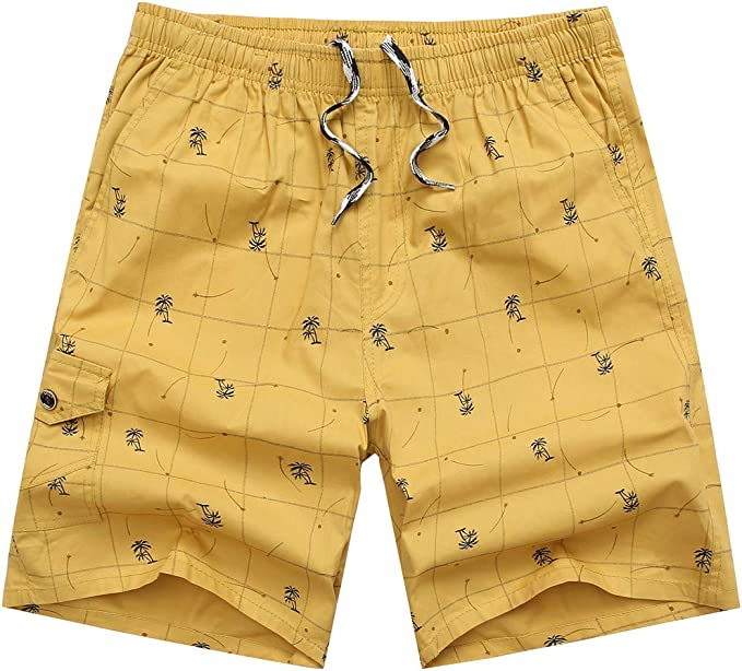 Cargo/&Chinos Mens New Outdoor Sports Leisure Running Shorts in Summer Loose Beach Trouse