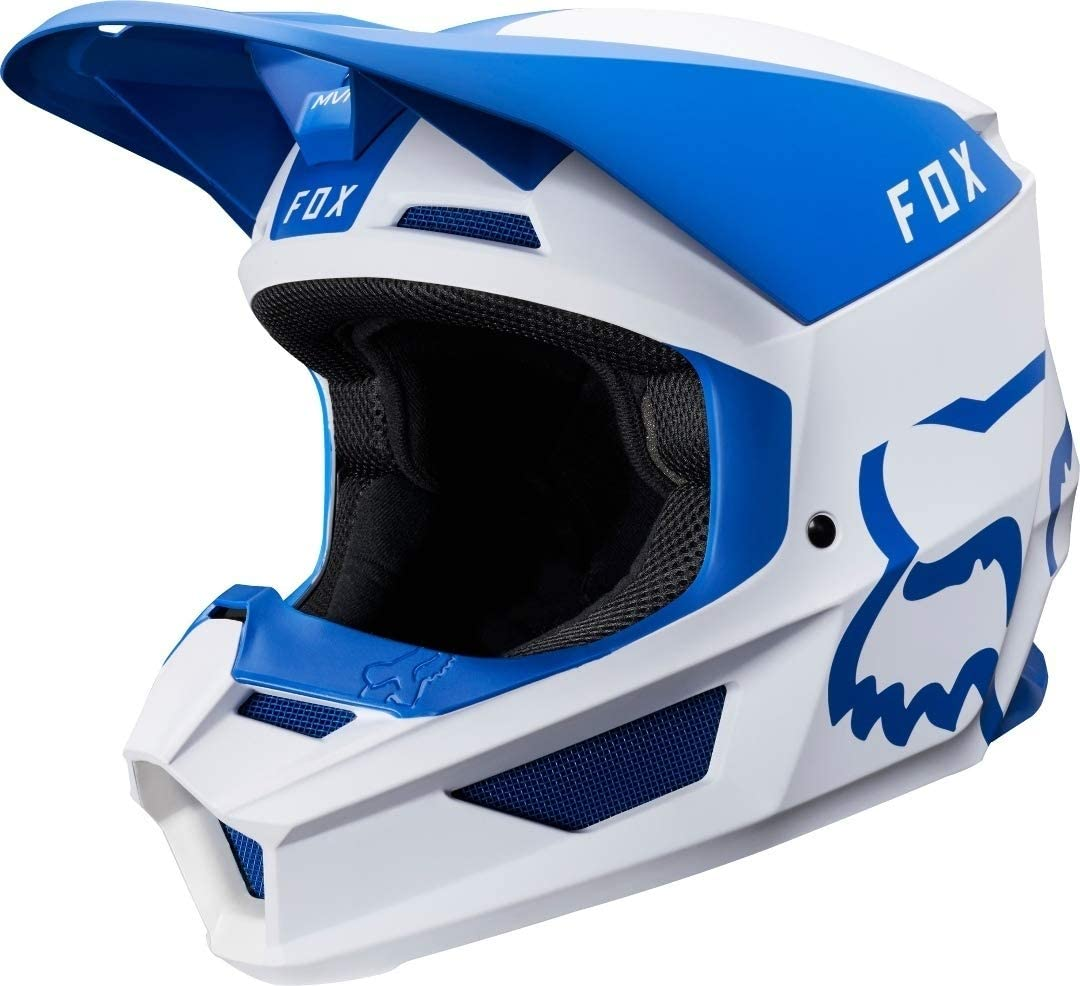Helmet Fox V-1 Mata Cardinal S