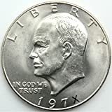 #10: 1 U.S. Eisenhower Ike $1 Dollar Coin 1971 to 1978 Collectors Coin. by www.dollardealwholesale.com