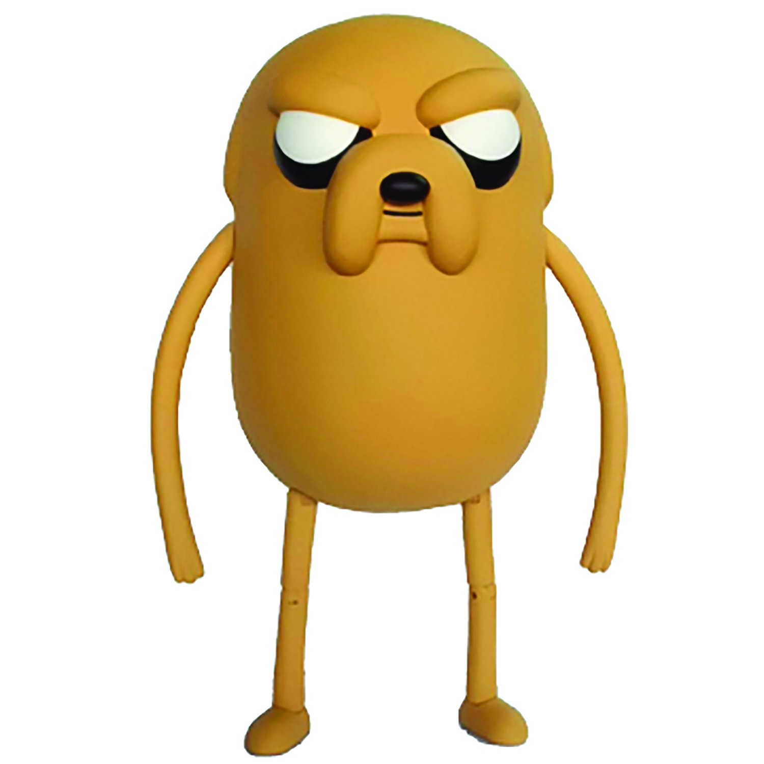 amazon com adventure time with finn jake deluxe jake 10 inch with