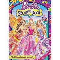 Barbie and The Secret Door [DVD]