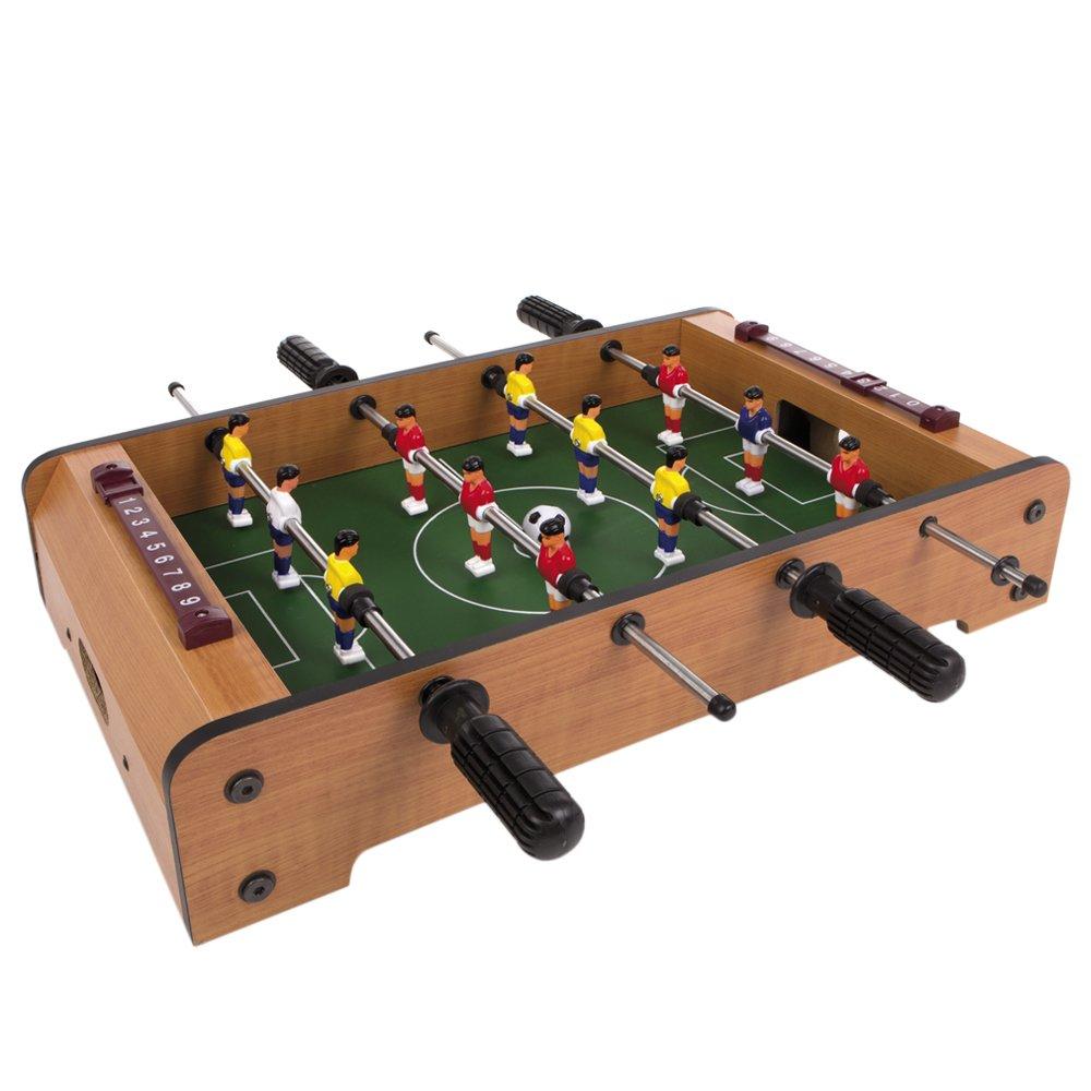 ColorBaby Futbolín madera jugadores xx cm