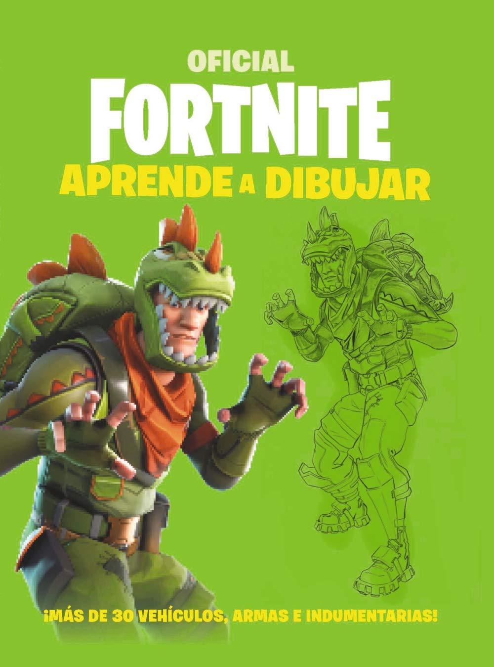 Fortnite oficial-Aprende a dibujar (Hachette Infantil - Fortnite - Practico)