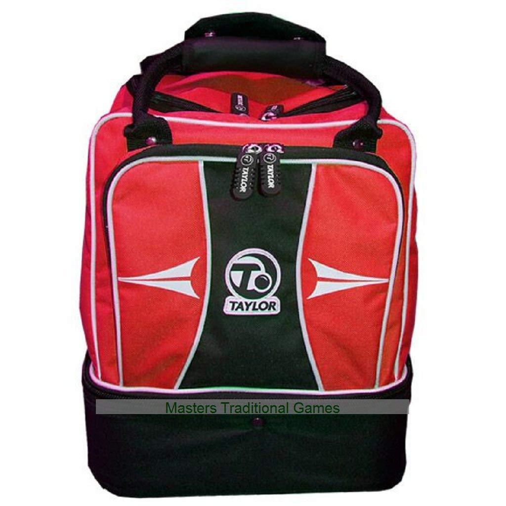 Taylor Bowls Mini Sport Bowls borsa - rosso