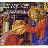 Monteverdi : Les Vêpres de la Vierge (Vespro della Beata Vergine)