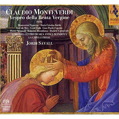 Sacd Import (Monteverdi: Vespro della beata Vergine)