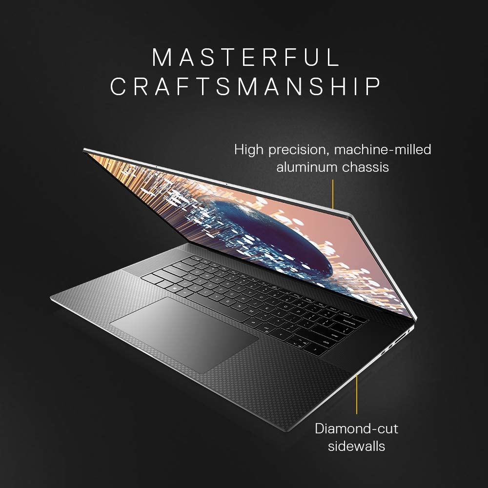 New Dell XPS 17 9700 17 inch laptop