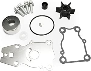 Yamaha Outboard Water Pump Repair kit Impeller Replacement Sierra 18-3440 66T-W0078-00 25/30/40HP