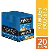Airborne 加强版 Beta-Immune Booster 热情的橙子口味 冲饮粉包,20包