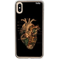 Capa Personalizada para Iphone XR - Coração Mundi - Husky, Husky, Capa Protetora Flexível, Colorido