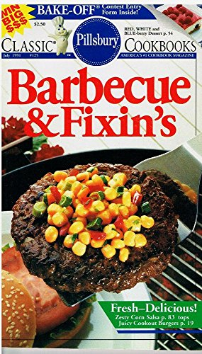 Fixin Dinner - Barbecue & Fixin's (Classic Pillsbury Cookbooks #125)