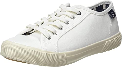 CREAM Joules Womens Tildy Trainers