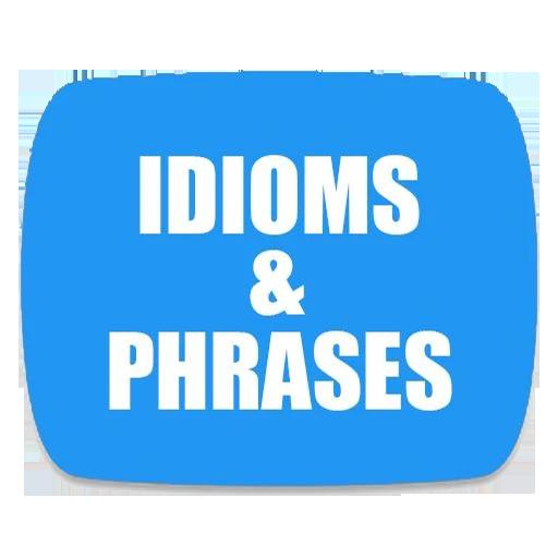 Best English Idioms & Phrases (Offline)