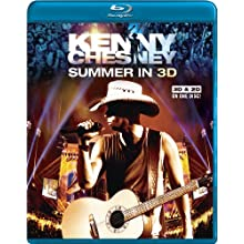 Kenny Chesney: Summer in 3D [Blu-ray] (2011)