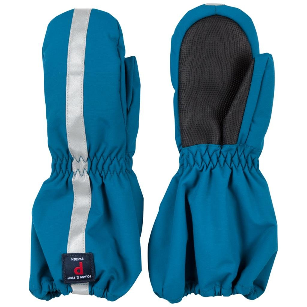POLARN O. PYRET INSULATED CUFF MITTEN (BABY)