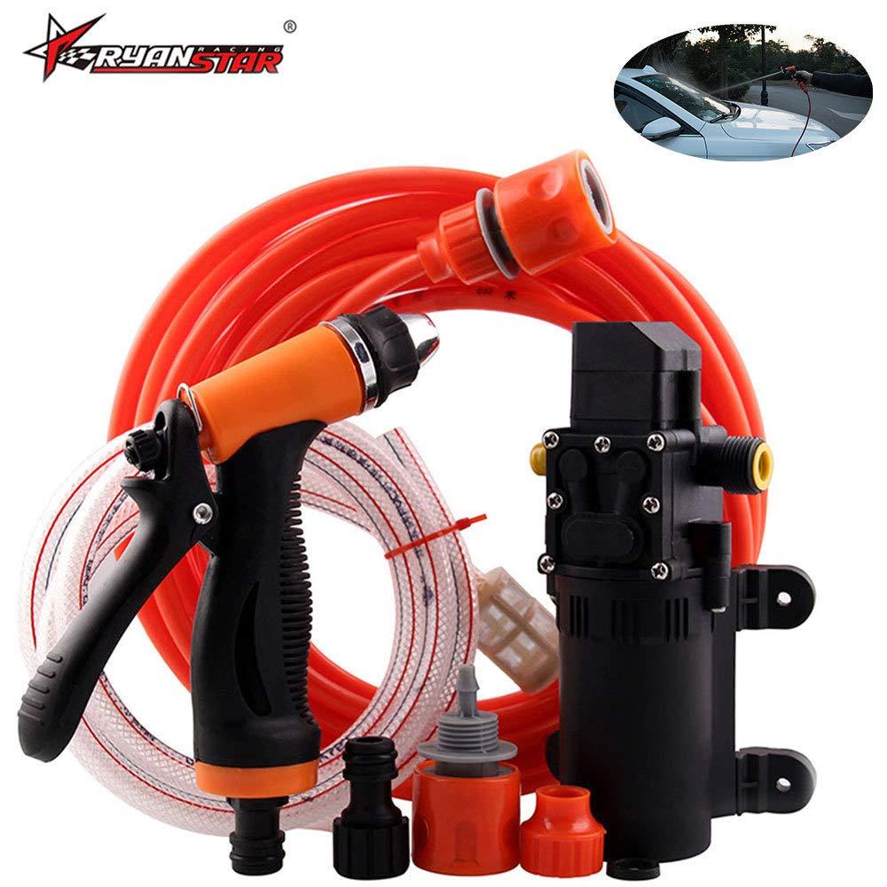ETbotu Water Gun Set Car Wash High Pressure Washing Cleaning Water Gun Portable Car Wash Tool