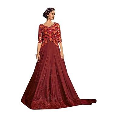 Muslimischen Anarkali Salwar Kameez Indian Neue Brautkleid Frauen ...