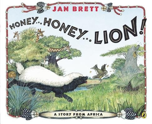 Download Honey...Honey...Lion!( A Story from Africa)[HONEY HONEY LION][Paperback] pdf