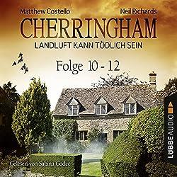 Cherringham - Landluft kann tödlich sein: Sammelband 4 (Cherringham 10-12)