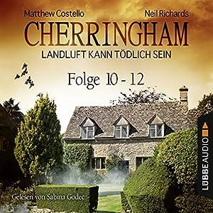 Cherringham - Landluft kann tödlich sein: Sammelband 4 (Cherringham 10-12) Hörbuch