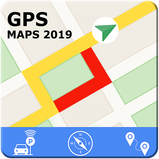 Live GPS Maps 2019 - GPS Navigation Driving Guide (To Find Location Of A Mobile Number)