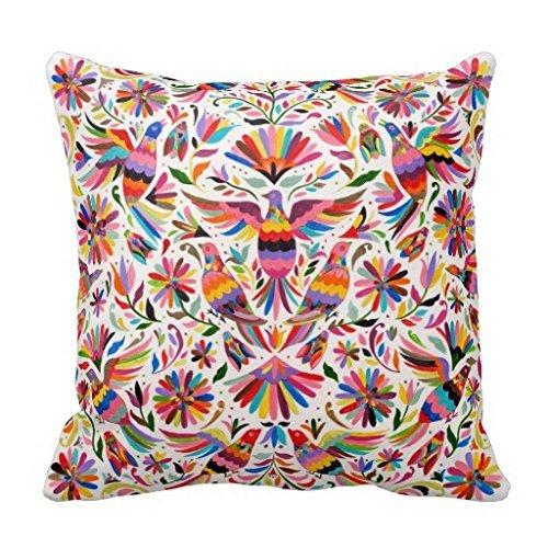 Pillow Pigeon - UWeb2R Mexican Design Colorful Pigeons Pheasant Rf967b8c86b6940eb9a0c97af961edffe I52ni 8byvr Pillow Case
