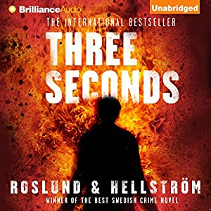 Three Seconds Audiobook