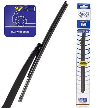 Limpiaparabrisas trasero plano de calidad de 15 pulgadas 380 mm ALCA ...