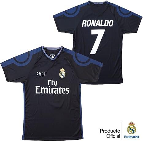3ª Equipación Real Madrid CF 2016/2017 - Camiseta de ...
