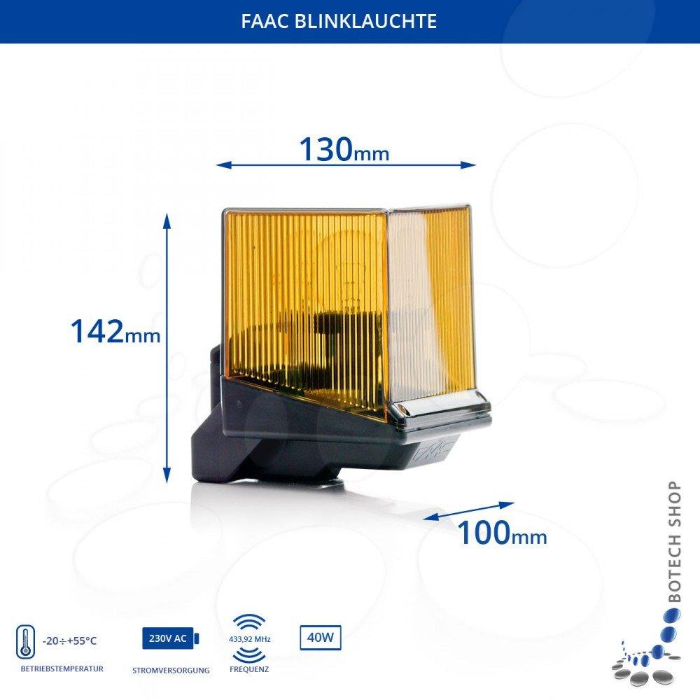 230V Clignotant FAAC FAACLIGHT
