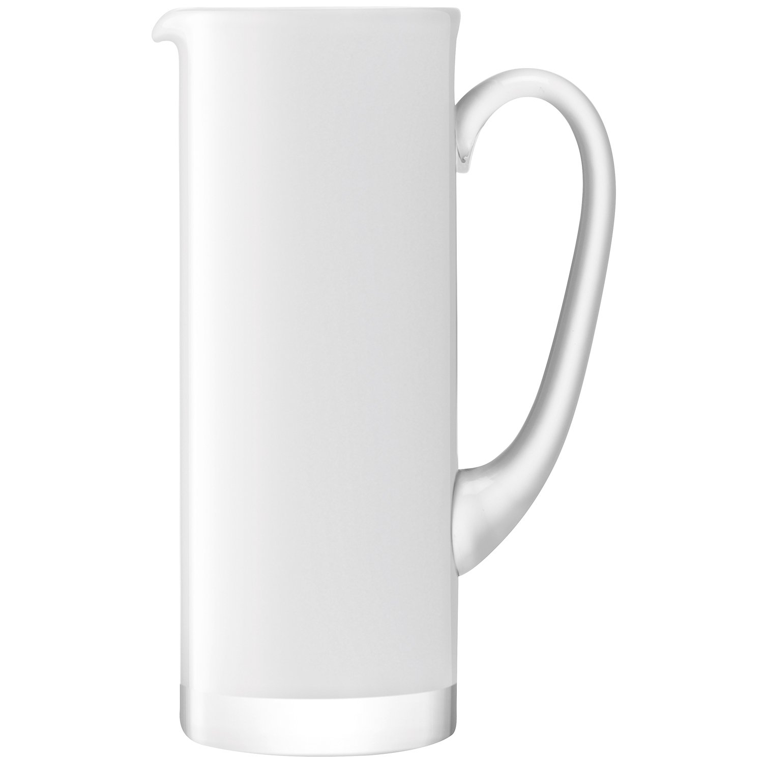 LSA International Basis Jug, 50 fl. oz., White