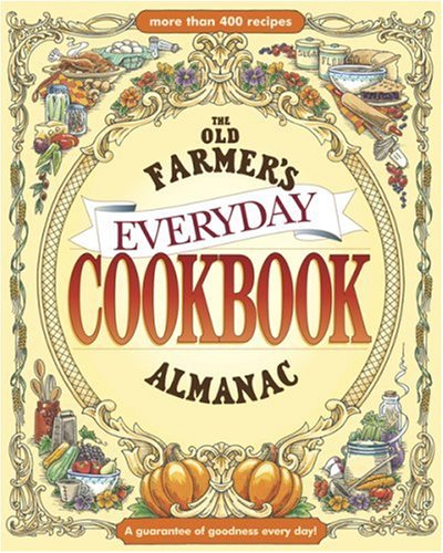 Download The Old Farmer's Almanac Everyday Cookbook pdf epub