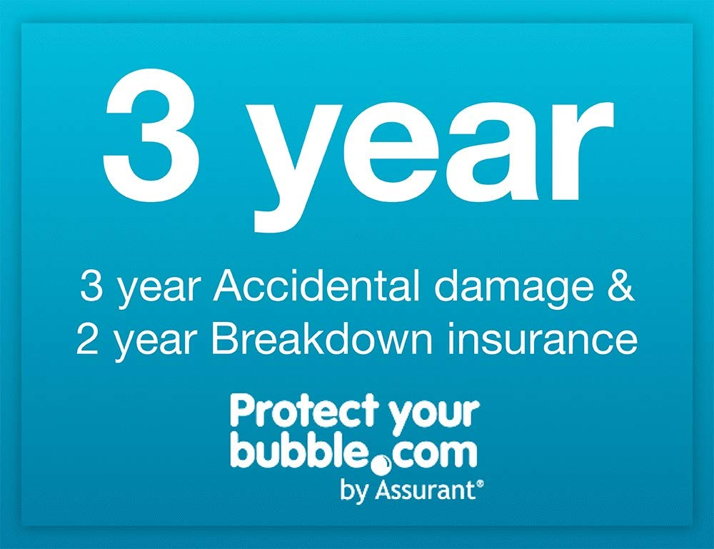 Protect your bubble.com 3-year Accidental Damage insurance for a MONITOR from £100 to £149.99