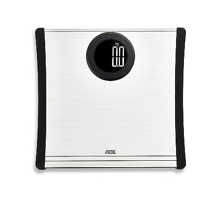 ADE be1701 Báscula Digital de Toni Báscula de baño electrónica, Plata