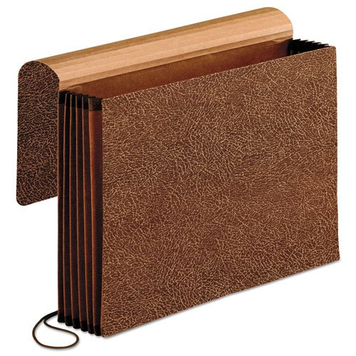 Pendaflex 60575 Premium Reinforced Expanding Wallet, 1 Pocket, Legal, Brown ()