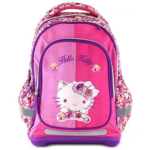 6b1c24f975 Target Hello Kitty Kitty Kitty Flowers Zaino, 46 cm, rosa (rosa) 576f61