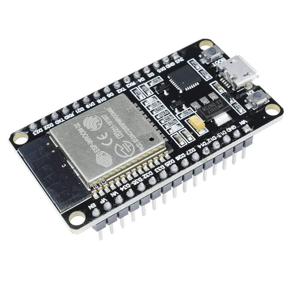 Diymore Esp32 Esp-32s Esp-wroom-32 Wifi Inalambrico Bluetooth 2.4ghz Cp2102 Micro Usb Placa De Desarrollo De Doble Nucle