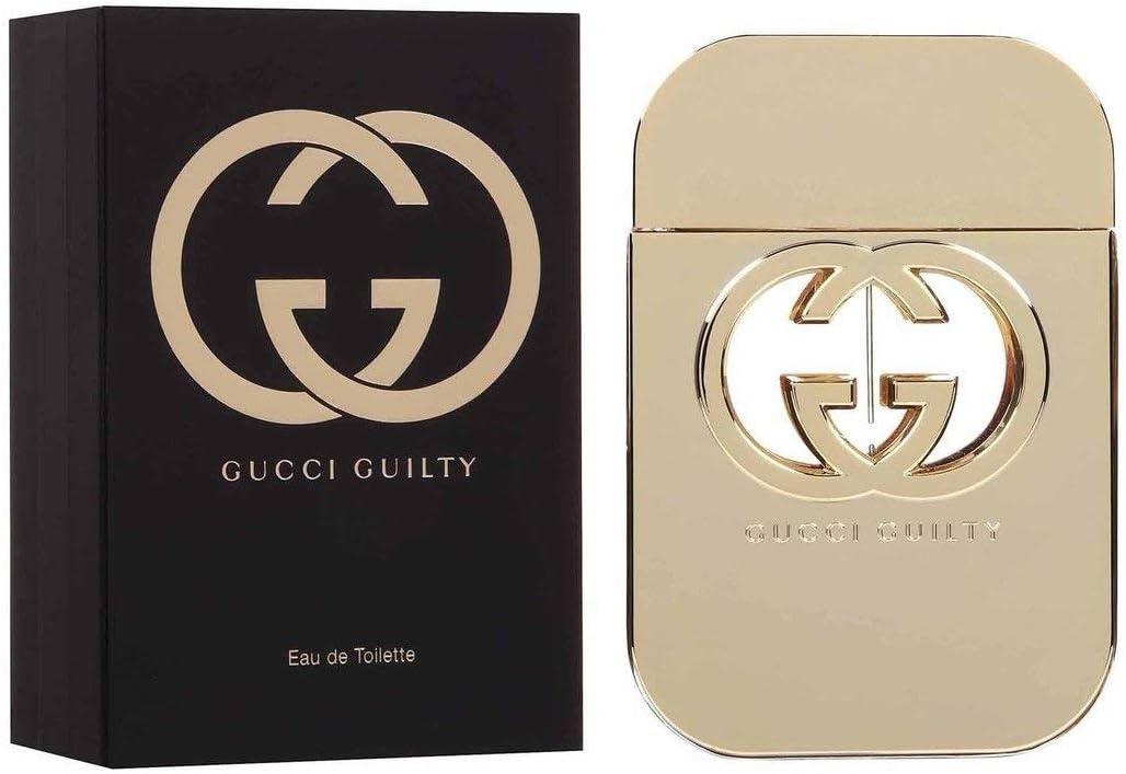 Gucci Gucci Guilty Edt Vapo 75 Ml 1 Unidad 750 g