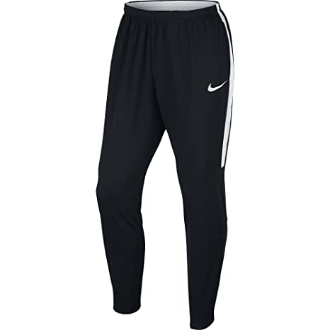 cfeb820a3f2c9 Nike Men's Dry Academy Football Pant (L, Black/White)