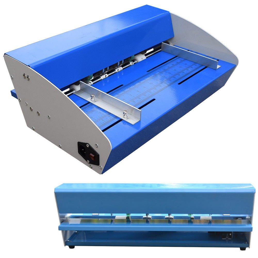 Z&Y Máquina perforadora eléctrica de 18